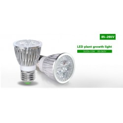 Żarówka LED E27 GROW 10W do...