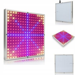 Panel do uprawy roślin GROW LED 30W 290led - 1